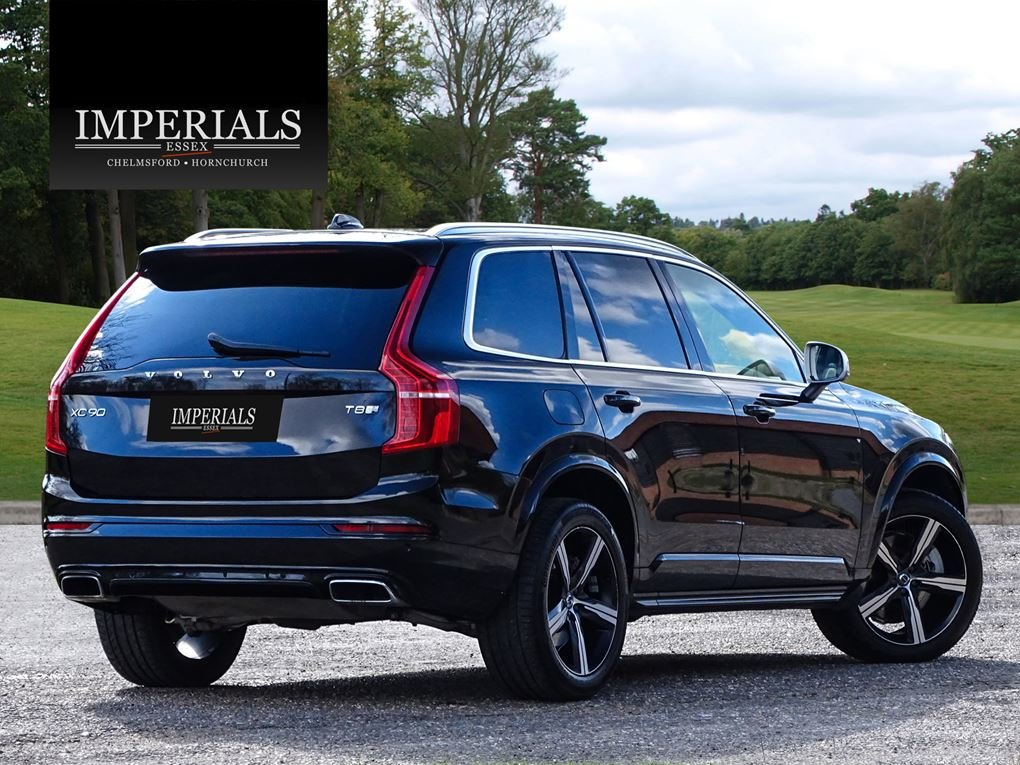 2017 Volvo  XC90  PHEV HYBRID T8 TWIN ENGINE R-DESIGN PRO AWD 7 S For Sale (picture 4 of 24)