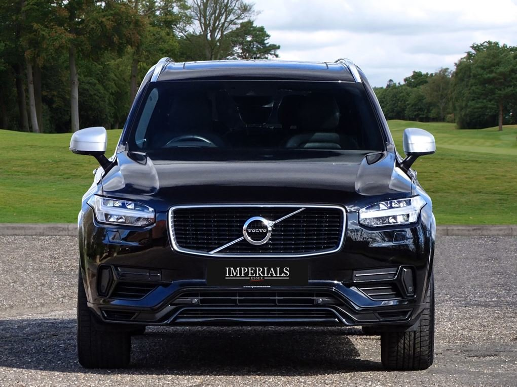2017 Volvo  XC90  PHEV HYBRID T8 TWIN ENGINE R-DESIGN PRO AWD 7 S For Sale (picture 10 of 24)