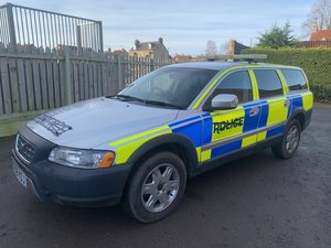 2008 Volvo XC70 S D5 AWD For Sale by Auction
