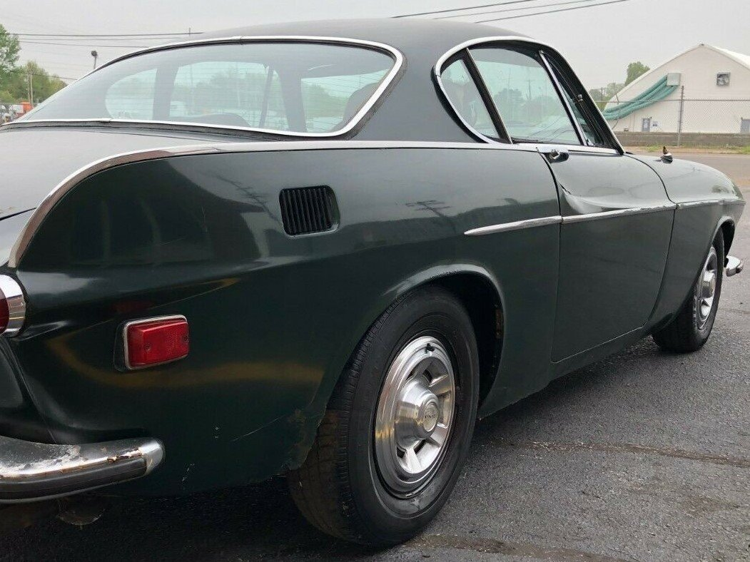 1971 Volvo P1800 E For Sale (picture 4 of 20)