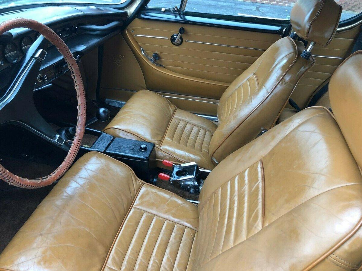 1971 Volvo P1800 E For Sale (picture 13 of 20)