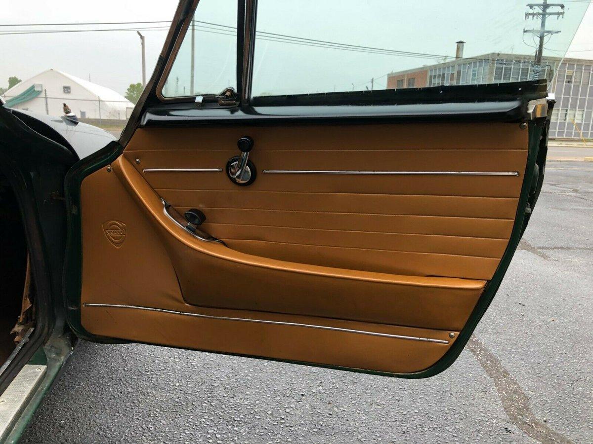 1971 Volvo P1800 E For Sale (picture 16 of 20)