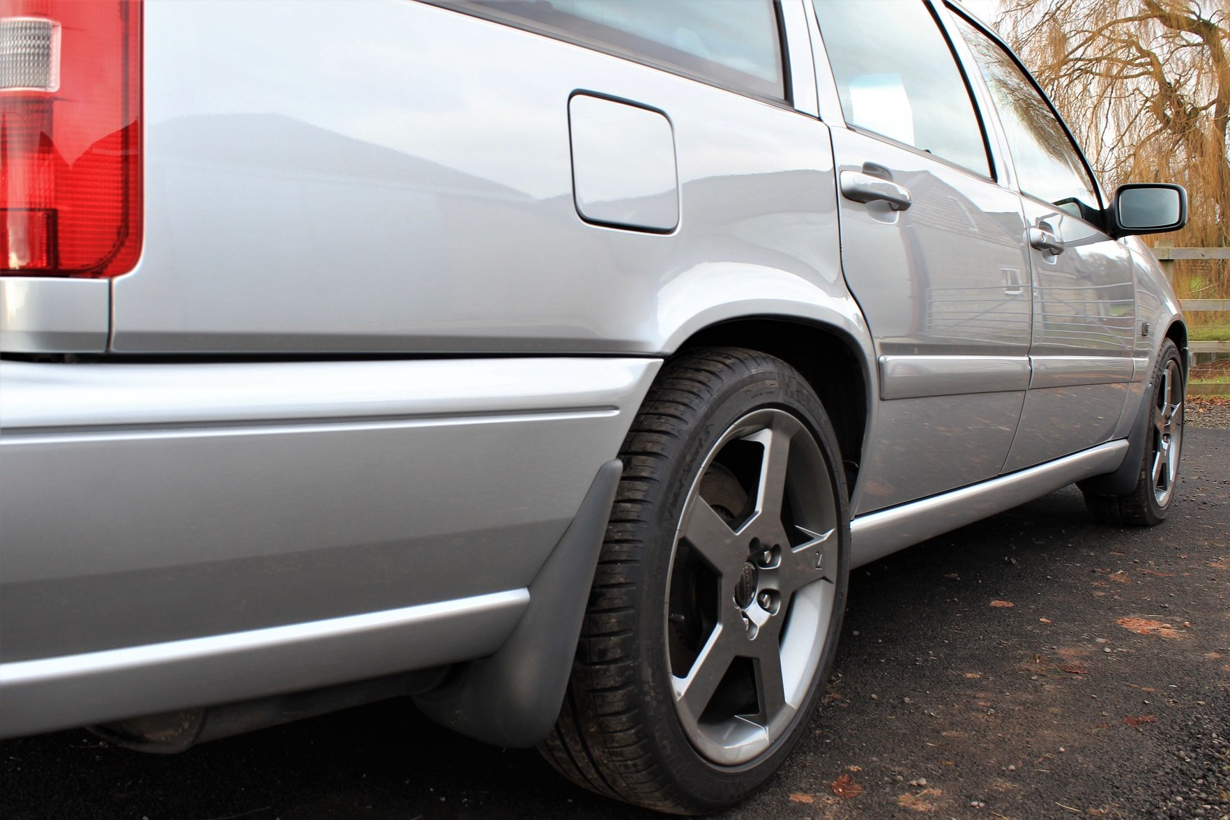 2000 V70R PH3 4WD,23,588 miles from new! Silver metallic For Sale (picture 3 of 6)