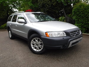 2007 Volvo XC70 2.5 T SE Lux Geartronic AWD 5dr