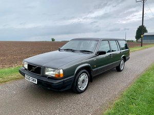 1990 Volvo 740 GLE 2.3 Auto For Sale by Auction