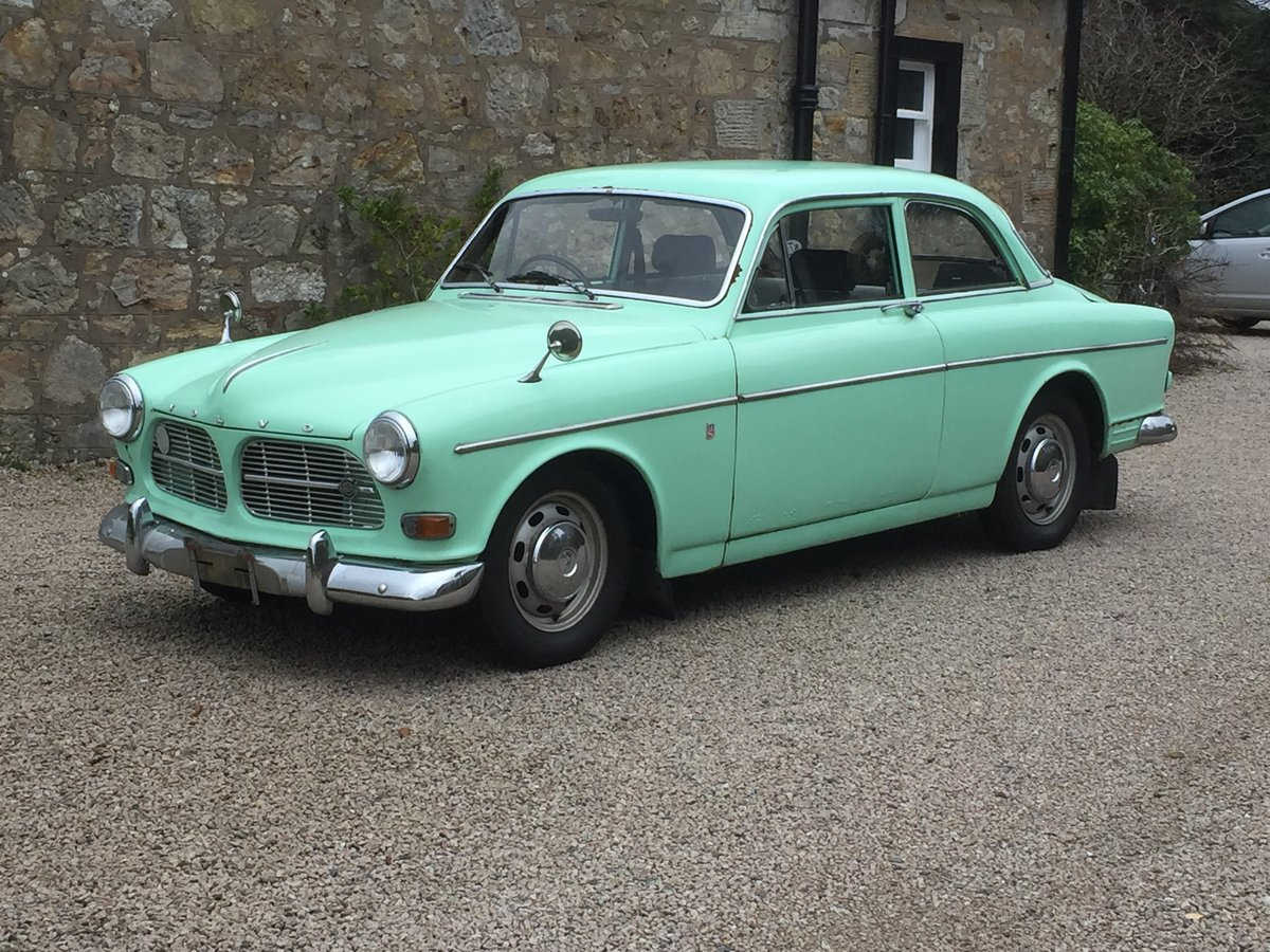 1966 Volvo 122S Coupe for daily driver or classic rally For Sale (picture 1 of 5)
