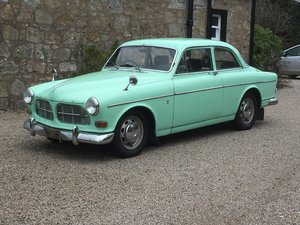 1966 Volvo 122S Coupe for daily driver or classic rally