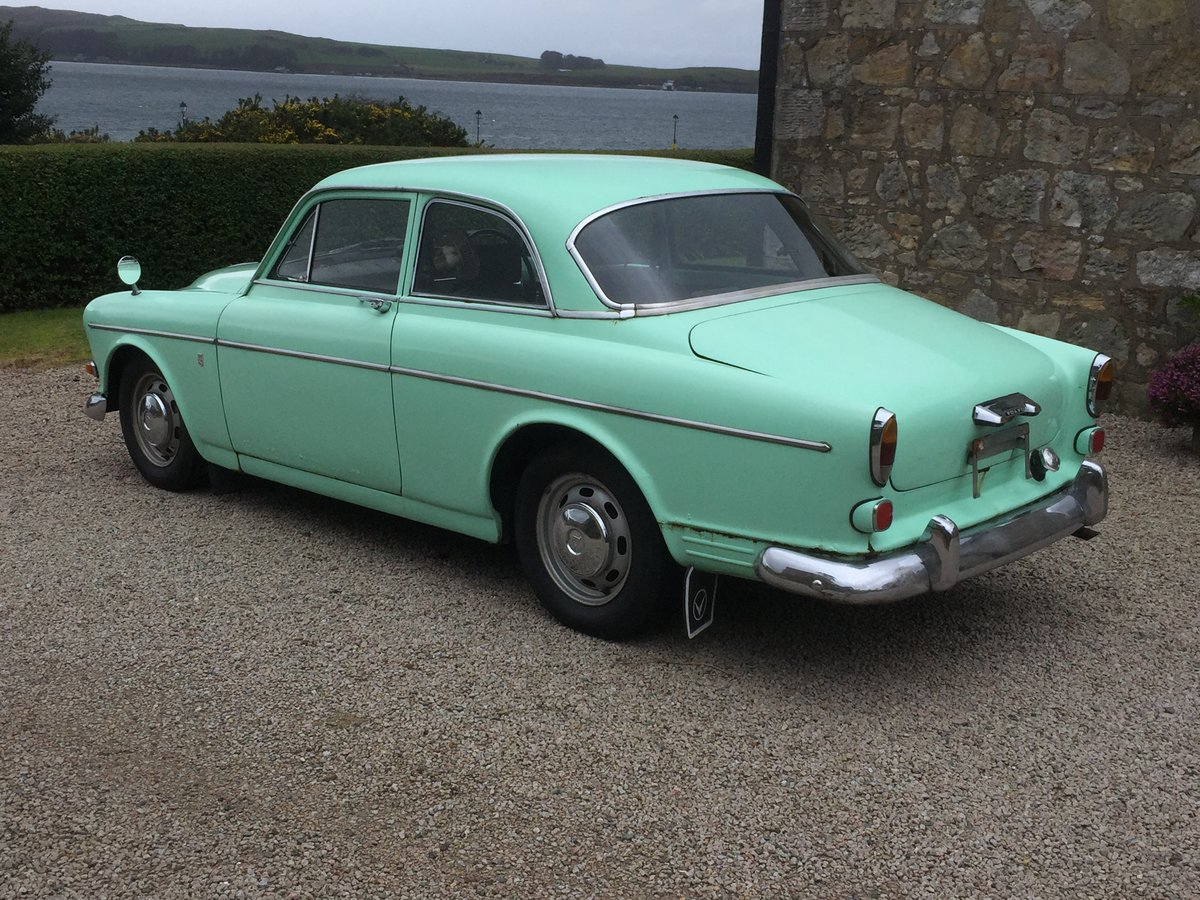 1966 Volvo 122S Coupe for daily driver or classic rally For Sale (picture 2 of 5)