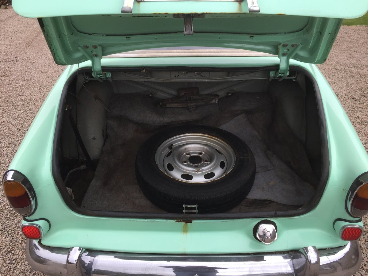 1966 Volvo 122S Coupe for daily driver or classic rally For Sale (picture 5 of 5)