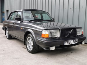 1988 Volvo 249 GLT Auto For Sale by Auction