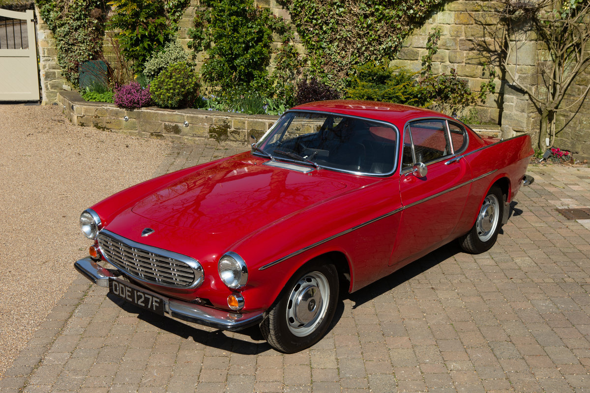 1967 Volvo P1800S Overdrive Coupe  SOLD (picture 6 of 6)