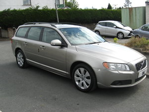 2008 57-reg Volvo V70 2.4D SE Geartronic Estate