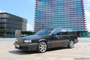 1996 Volvo 850 R SW - 1st owner - 43.000 km - 1st paint