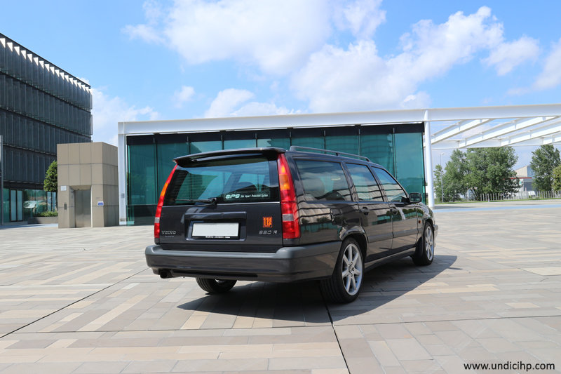 1996 Volvo 850 R SW - 1st owner - 43.000 km - 1st paint For Sale (picture 2 of 6)