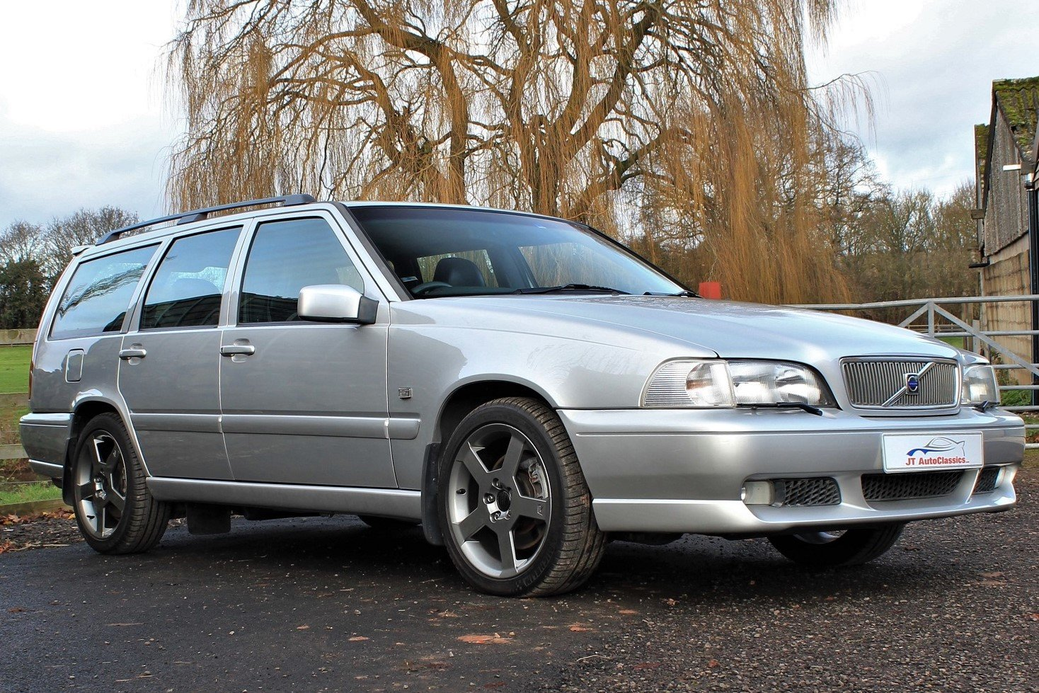 2000 V70R PH3 4WD,23,588 miles from new! Silver metallic For Sale (picture 2 of 6)