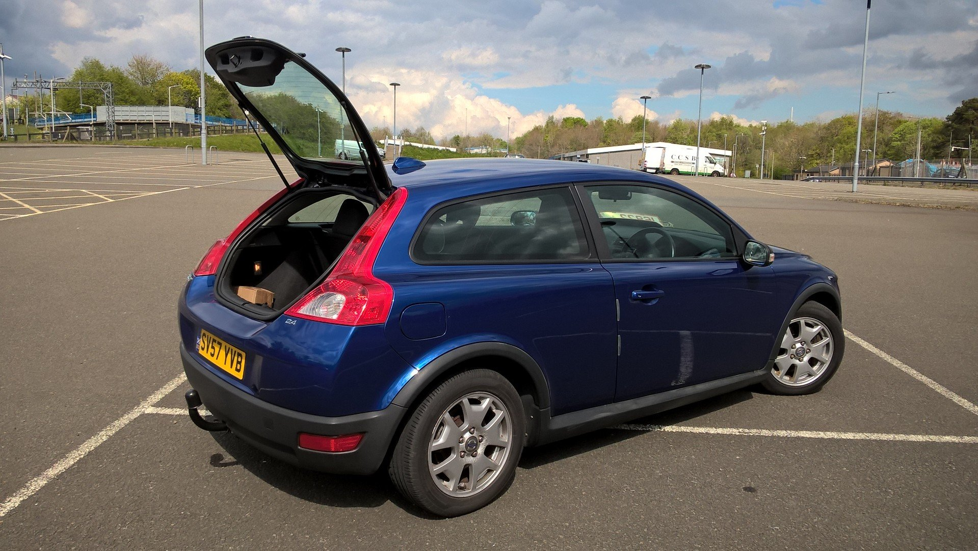 2007 volvo c30 s 2.4 automatic For Sale (picture 1 of 6)