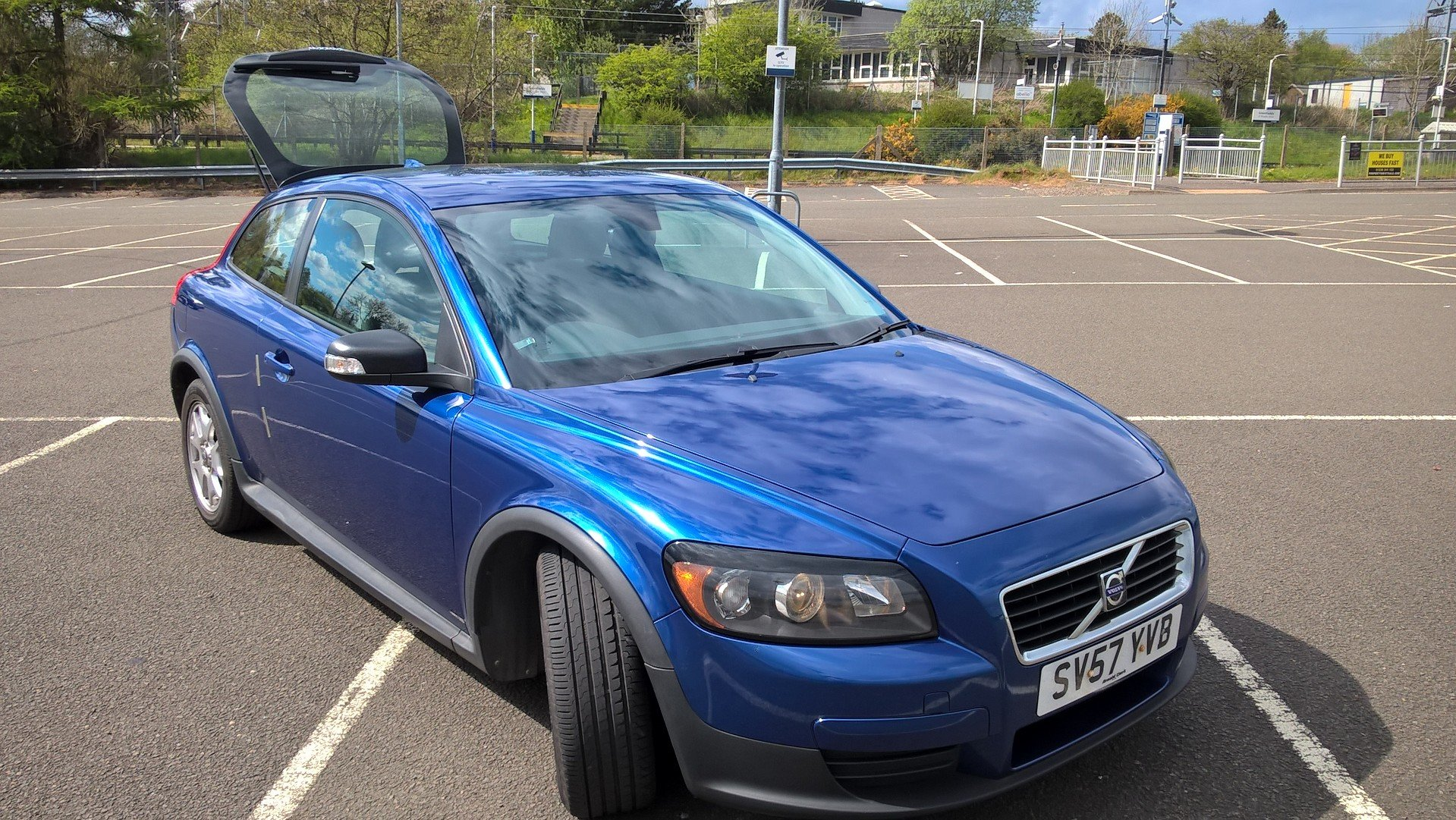 2007 volvo c30 s 2.4 automatic For Sale (picture 3 of 6)