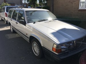 Volvo estate WENTWORTH manual turbo 2.0 1 owner
