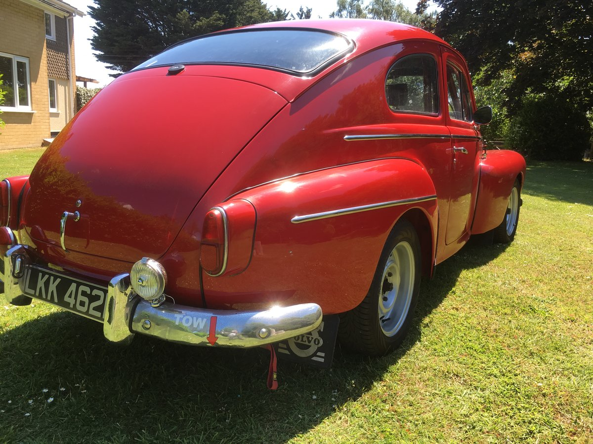 1964 Volvo PV 544 Sport Classic Rally Car For Sale (picture 5 of 6)