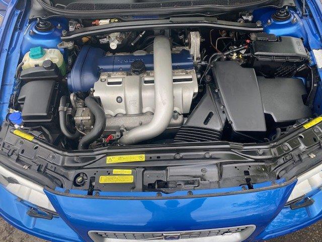 2006 VOLVO V70 R ESTATE 2.5 AWD 300 BHP AUTO * RARE SONIC BLUE SOLD (picture 6 of 6)