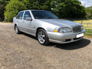 1997 Volvo S70 T5 Auto, 90k Mile FSH, Amazing Condition For Sale