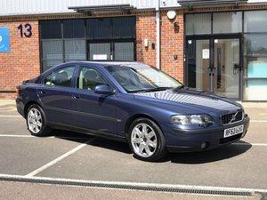 2003 Volvo S60 2.0T SE 70k MILES 12x VOLVO SERVICE AUTO