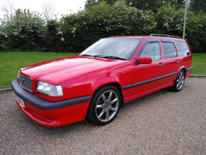 1996 Volvo 850 R Estate at ACA 20th June