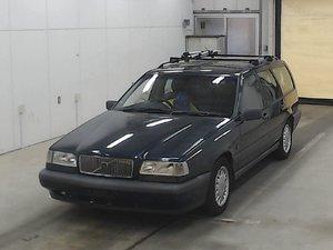 1995 VOLVO 850 GLE ESTATE 2.3 AUTOMATIC RARE MODERN CLASSIC *
