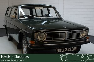 Volvo 145 De Luxe Kombi 1970 New leather interior