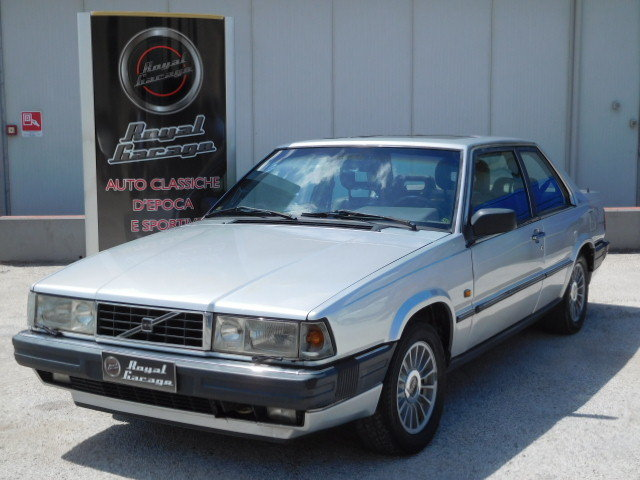 1987 VOLVO 780 COUPE' 2.4 TD BERTONE -crs- For Sale (picture 1 of 6)