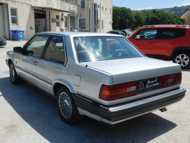 1987 VOLVO 780 COUPE' 2.4 TD BERTONE -crs- For Sale (picture 3 of 6)