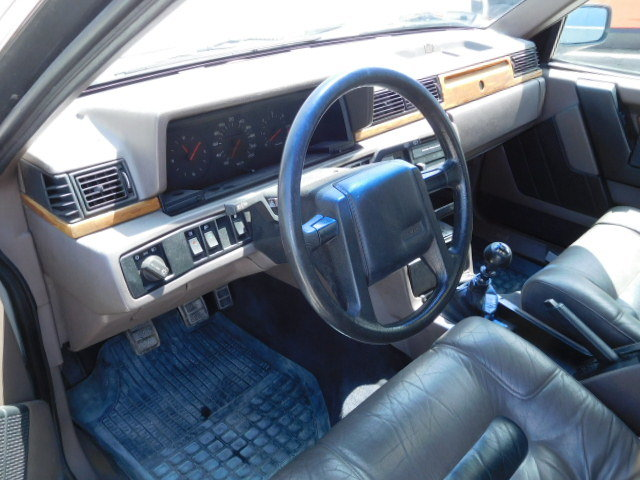 1987 VOLVO 780 COUPE' 2.4 TD BERTONE -crs- For Sale (picture 4 of 6)