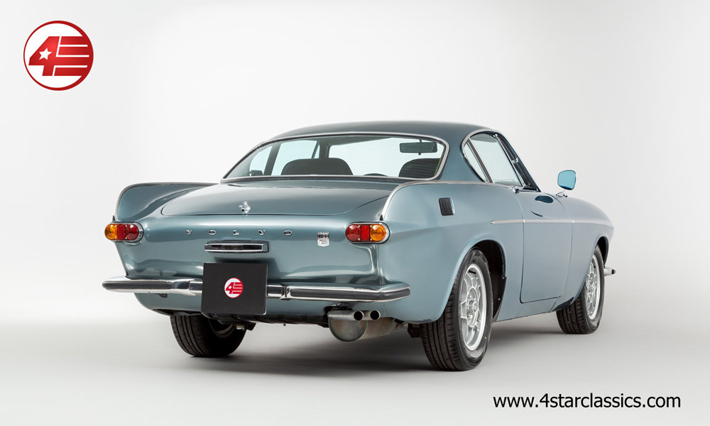 1971 Volvo 1800E /// ATS Alloys /// PAS /// Recent £30k Spend! For Sale (picture 3 of 6)