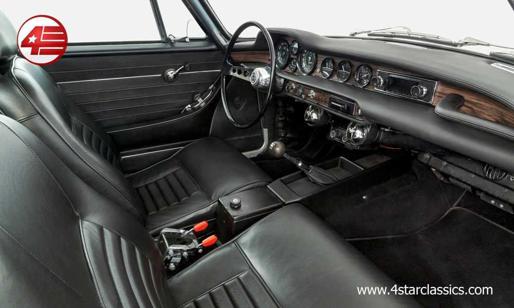 1971 Volvo 1800E /// ATS Alloys /// PAS /// Recent £30k Spend! For Sale (picture 4 of 6)