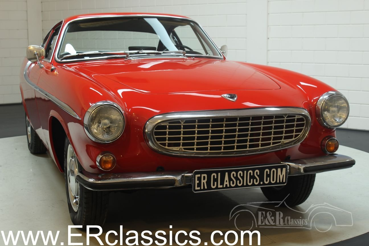 Volvo P1800S Coupe 1966 in very good condition For Sale (picture 1 of 6)