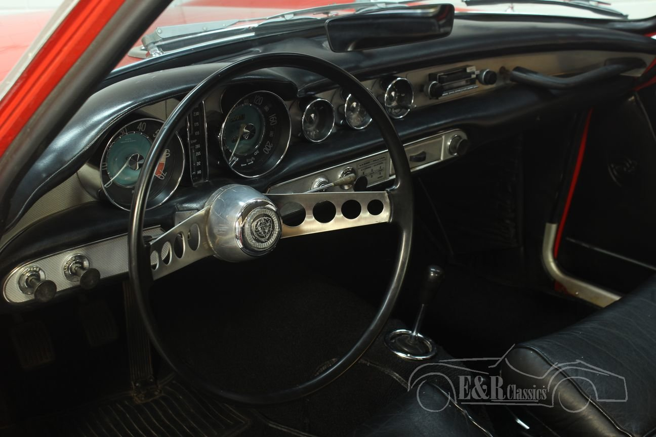 Volvo P1800S Coupe 1966 in very good condition For Sale (picture 6 of 6)