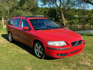 2003 VOLVO V70 R ESTATE 2.5 AWD 300 BHP AUTOMATIC * FRESH JAPAN