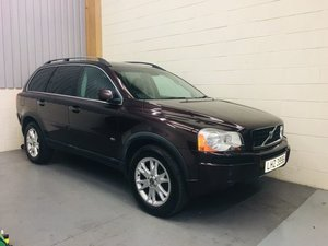 2006 VOLVO XC90 D5 DIESEL 4X4 7 SEATS LEATHER