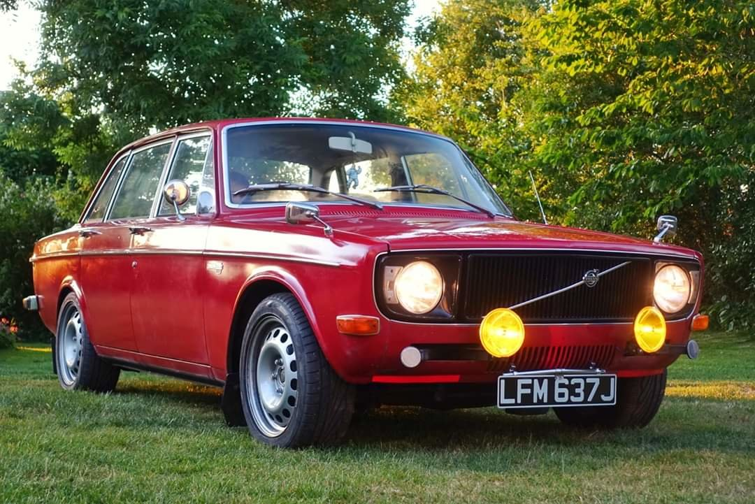 1971 Volvo 144 DeLuxe, Only 54K Miles..... For Sale (picture 1 of 6)