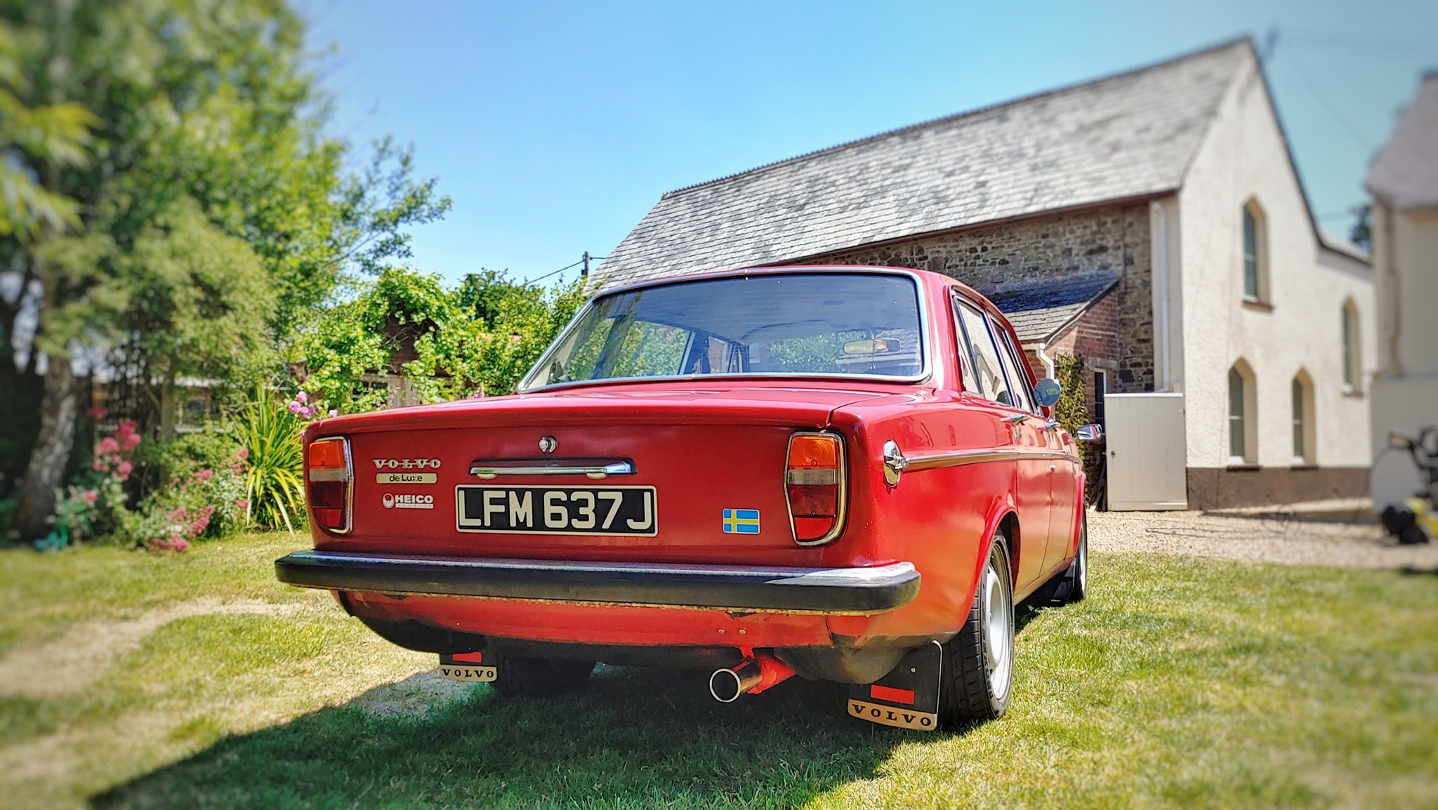 1971 Volvo 144 DeLuxe, Only 54K Miles..... For Sale (picture 3 of 6)