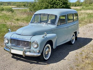 1965 Swedish restored duett in lovely blue