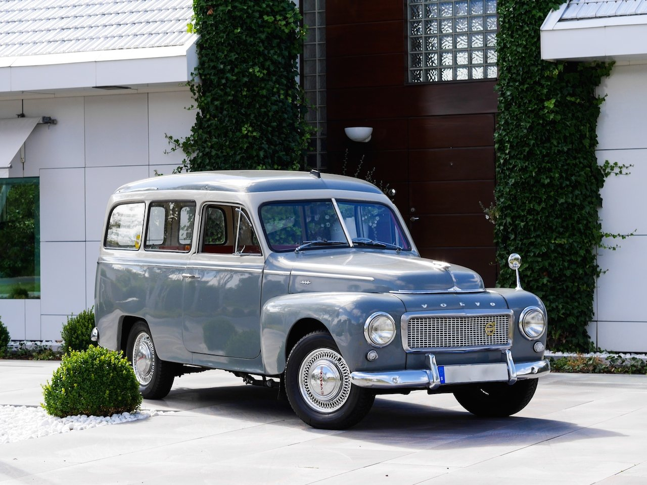 1958 Swedish rare split window duett  For Sale (picture 1 of 6)