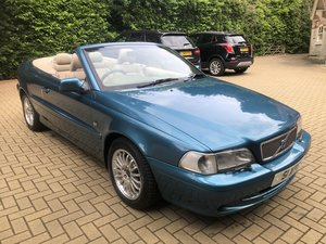Volvo C70 EXCEPTIONAL LOW MILEAGE EXAMPLE