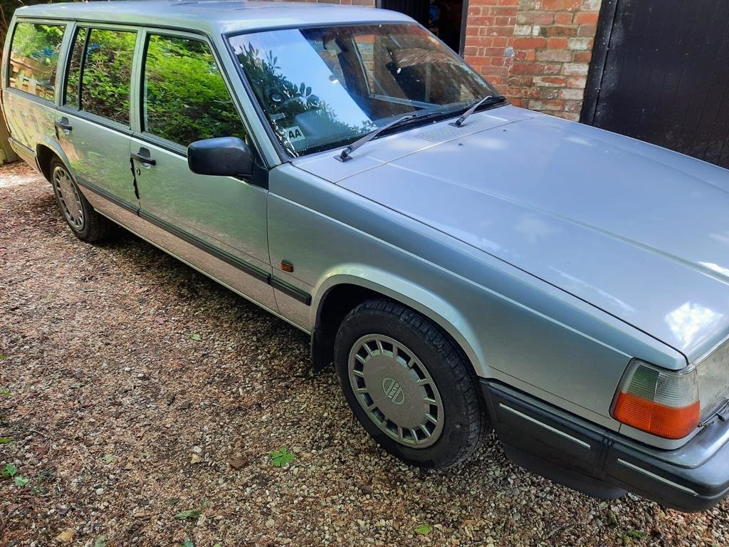 1992 Immaculate volvo 940  For Sale (picture 2 of 6)