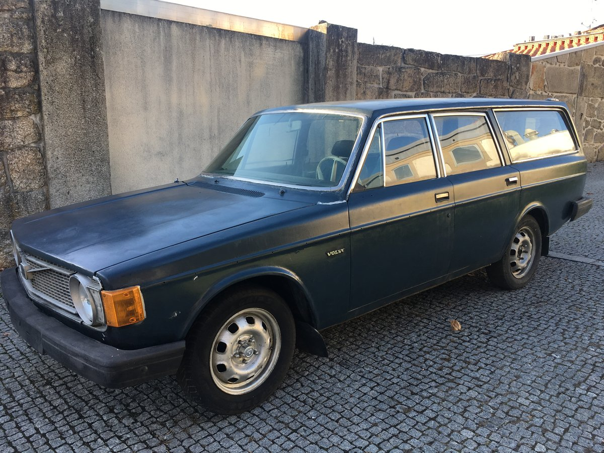 1972 Volvo 145 S LHD For Sale (picture 1 of 5)