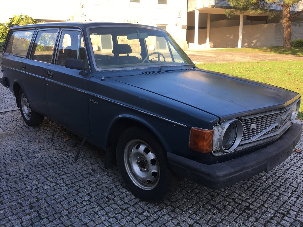 1972 Volvo 145 S LHD For Sale (picture 4 of 5)