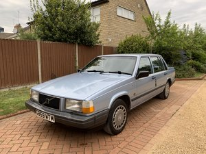 1990 VOLVO 740 GL SALOON FAMILY OWNED FROM NEW