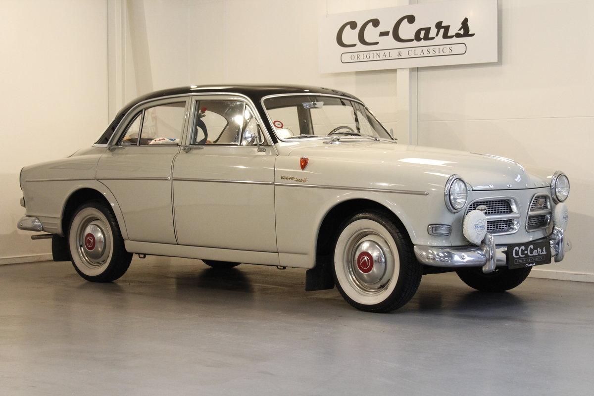 1960 Volvo Amazon 122S 4-door For Sale (picture 1 of 6)