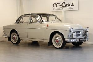 Volvo Amazon 122S 4-door