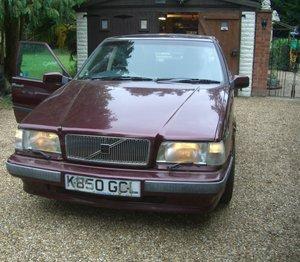1992 Volvo 850 GLT Auto only 70000 miles